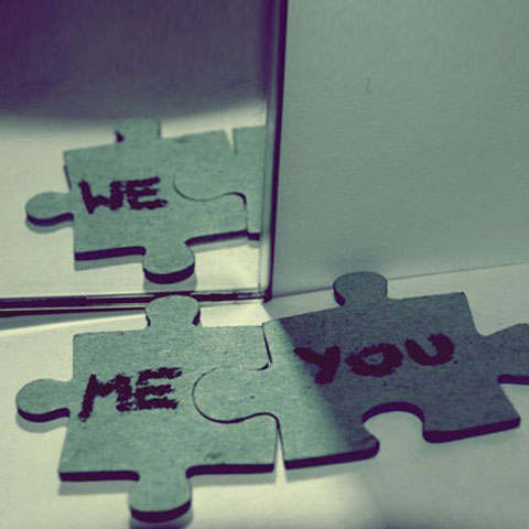 We me you