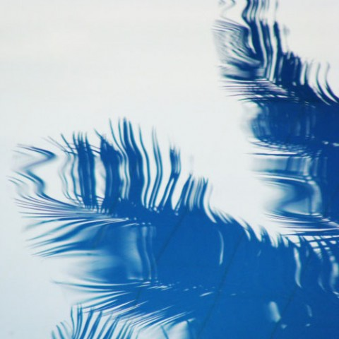 spiegeling in water