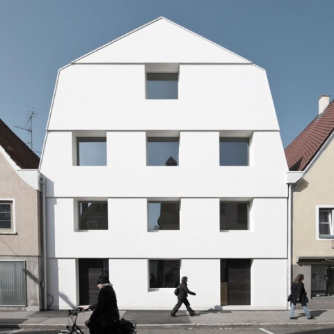 K12 townhouse SoHo architecten