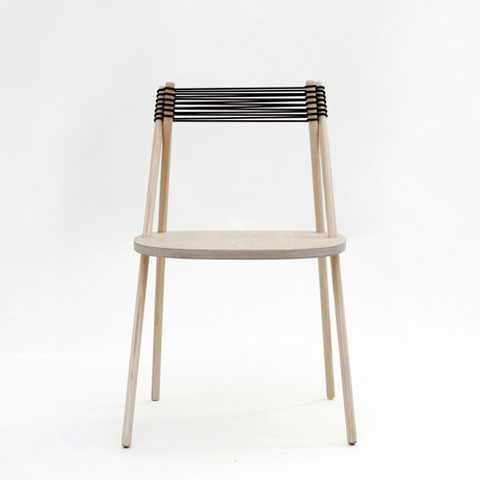 Purist chair
