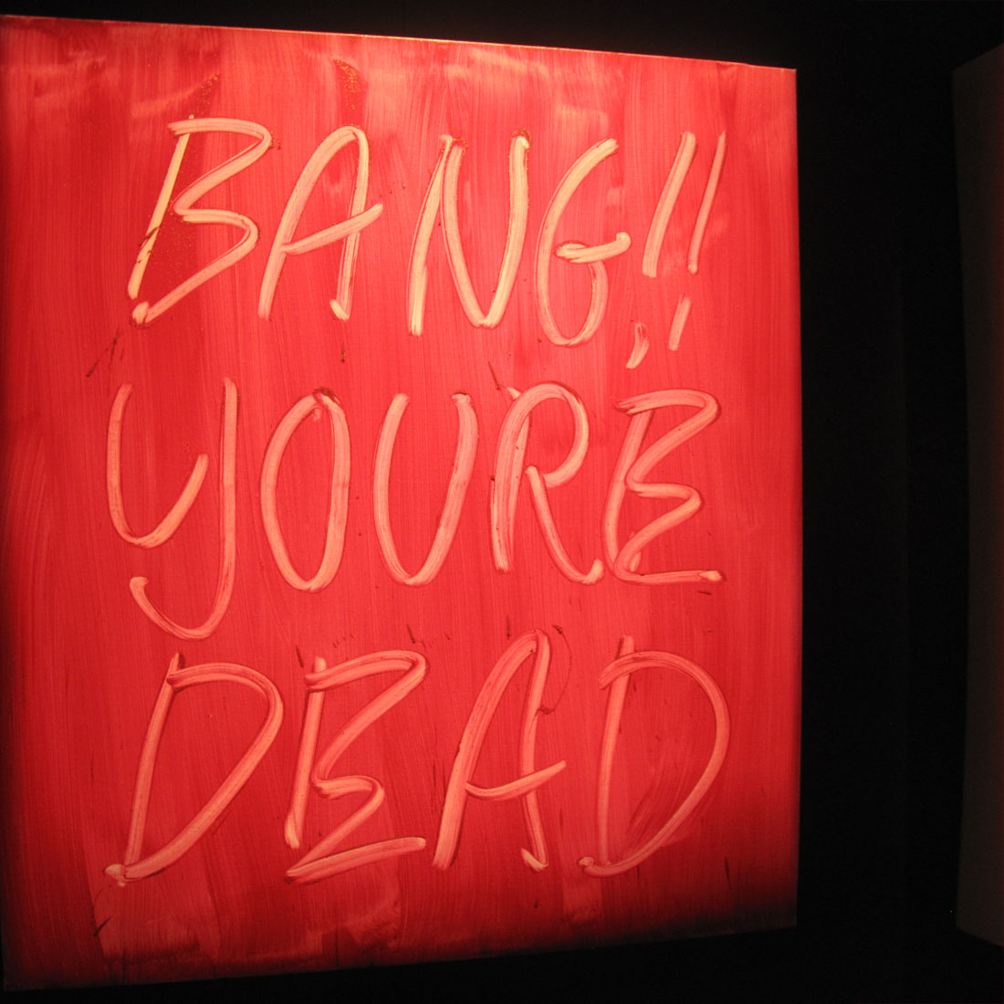 Bang your dead
