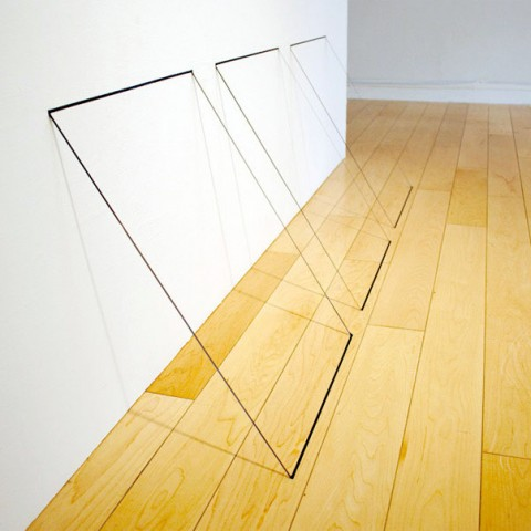 Glass panels - Aaron Finnis