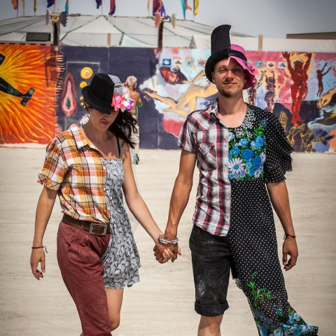 better half - burning man