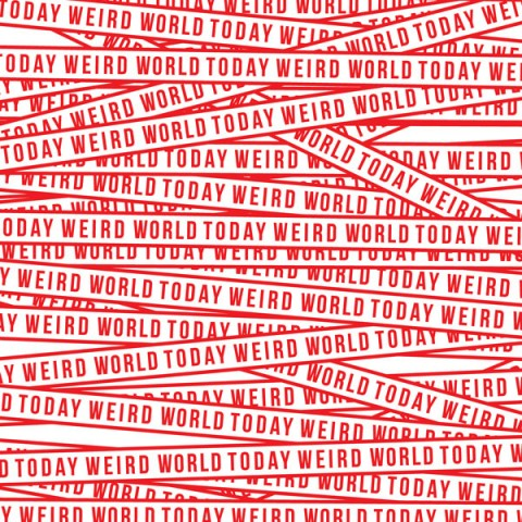 Weird world today - Darius Ou