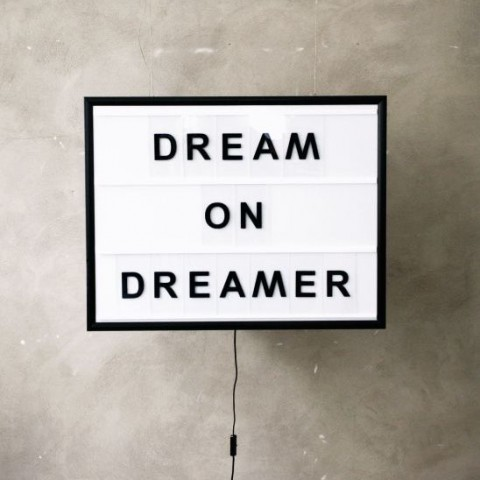 dream-on-dreamer
