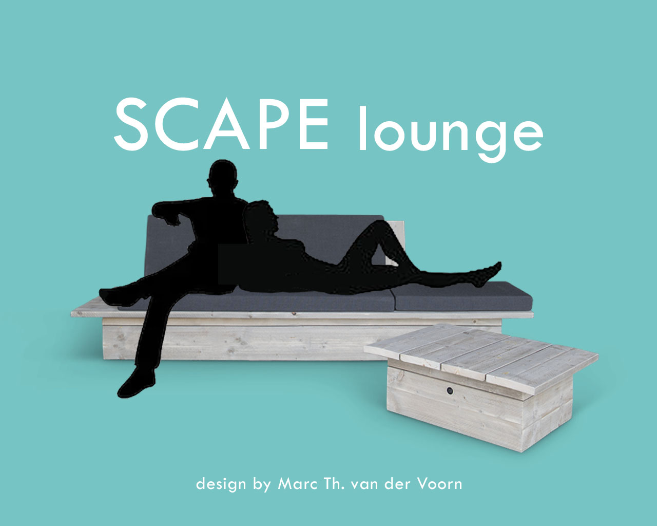 [104] SCAPE lounge bank