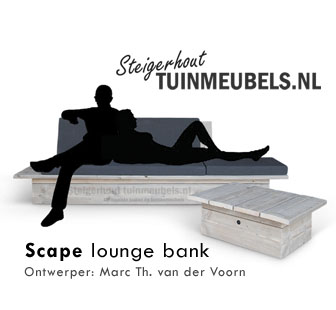Scape lounge bank